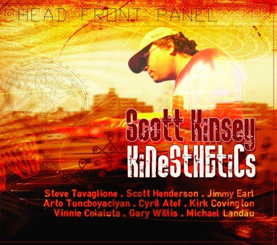 Scott Kinsey - Kinesthetics