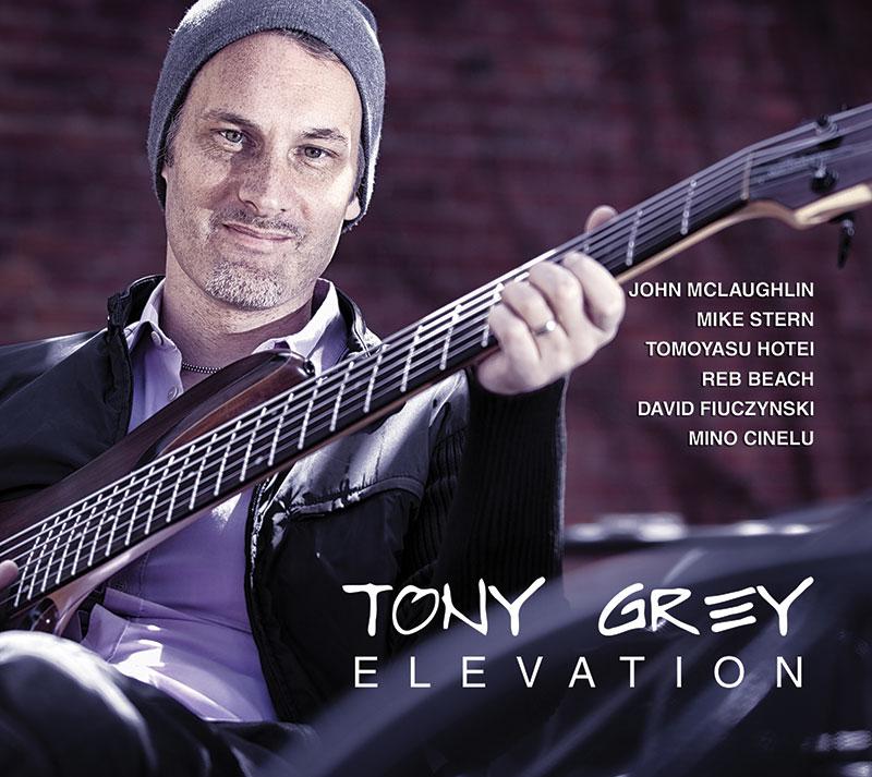 Tony Grey