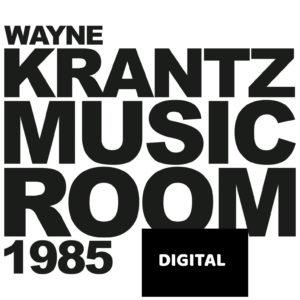 Wayne Krantz Music Room 1985
